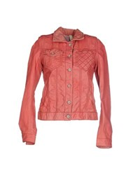 Le Sentier Coats And Jackets Jackets Women Pastel Pink