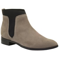 Ted Baker Makin Chelsea Pointed Toe Ankle Boots Grey