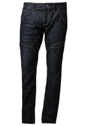 S.Oliver Ramp Straight Leg Jeans Blue Denim Dark Blue