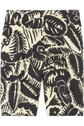 Marc Jacobs Printed Wool Bermuda Shorts