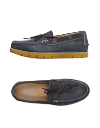 Barracuda Footwear Moccasins Men Grey