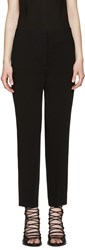 Givenchy Black Tailored Star Trousers
