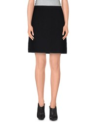 French Connection Skirts Mini Skirts Women Black