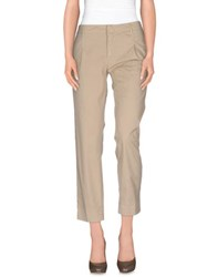 Department 5 Trousers Casual Trousers Women Beige