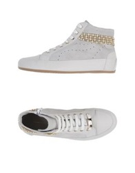 Tosca Blu High Tops And Trainers White