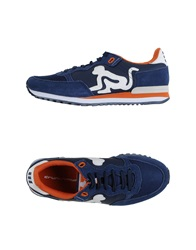 Drunknmunky Sneakers Dark Blue