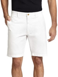 Robert Graham Journeyman Shorts White