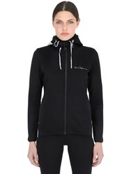 Peak Performance Tech Collection Hooded Zip Up Sweatshirt