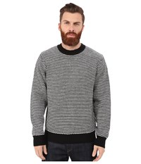 Obey Marcus Sweater Black Multi Men's Sweater