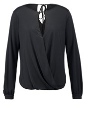 Strenesse Long Sleeved Top Schwarz Black