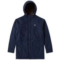 Fred Perry Portwood Jacket Blue