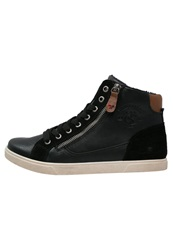 Tom Tailor Hightop Trainers Black