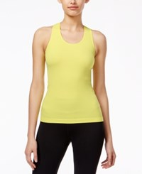 Jessica Simpson The Warm Up Rib Knit Tank Top Only At Macy's Glaring Star