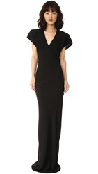 Gareth Pugh Gown Black