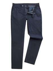 Gibson Slim Fit Casual Chino Navy