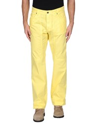 Jeckerson Trousers Casual Trousers Men Yellow