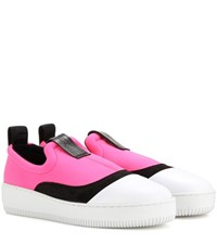 Mcq By Alexander Mcqueen Slip On Sneakers White