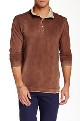 Jeremiah William Pullover Brown