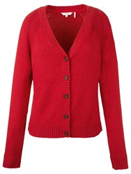 Fat Face Kittle Cardigan Flame