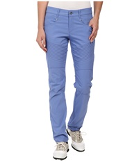 Bogner Norisa G Slim Fitting Techno Stretch Pants Soft Sky Blue Women's Casual Pants