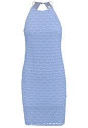 Miss Selfridge Cocktail Dress Party Dress Blue Light Blue
