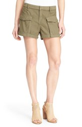 Rag And Bone Women's Rag And Bone Jean Cotton Cargo Shorts