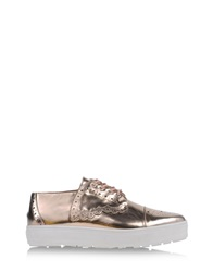 F Troupe Sneakers Copper