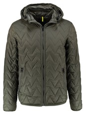Replay Light Jacket Military Oliv