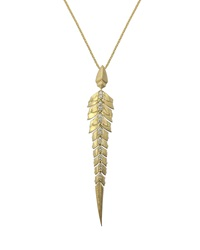 Stephen Webster Magnipheasant 18K Gold Pave Diamond Pendant Necklace
