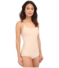 Spanx Thinstincts Bodysuit Soft Nude Women's Jumpsuit And Rompers One Piece Beige
