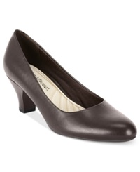 Easy Street Shoes Easy Street Fabulous Pumps Women's Shoes Brown