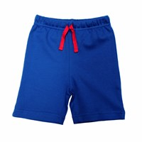 Toby Tiger Navy Shorts Blue