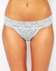Bjorn Borg Love All Lace Thong Omphalodes