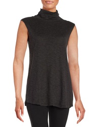 Nic Zoe Everyday Turtleneck Top Phantom