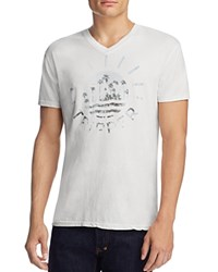 Sol Angeles Daytripper Graphic Tee D White
