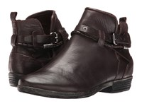 Otbt Low Rider Chocolate Women's Pull On Boots Brown