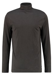 Only And Sons Onsnuno Long Sleeved Top Raven Dark Grey