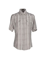 Ice Iceberg Shirts Shirts Men Dark Brown