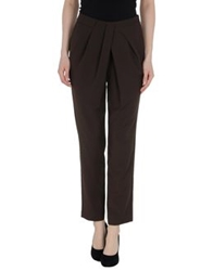 Hope Collection Casual Pants Cocoa