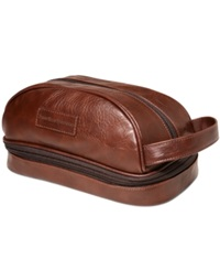 Perry Ellis Portfolio Travel Kit Brown