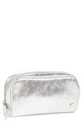 Stephanie Johnson 'Atlantic Silver Mini' Cosmetics Pouch