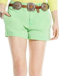 Polo Ralph Lauren Cotton Chino Shorts Green