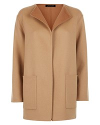 Jaeger Reversible Double Face Coat Camel