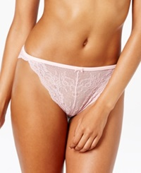Maidenform All Over Cheeky Lace Tanga Dm0008 Gentle Peach