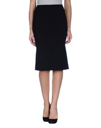 Rena Lange Skirts Knee Length Skirts Women