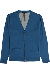 Marc By Marc Jacobs Silk Blend Cardigan