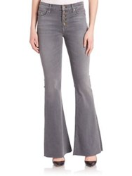 Hudson Jodi Flared High Waist Jeans Far Out