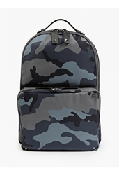 Valentino Men's Camouflage Print Backpack