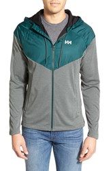 Helly Hansen Men's 'Vtr' Hooded Training Jacket Rock