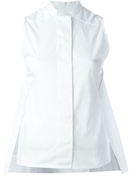Reality Studio 'Joana' Blouse White